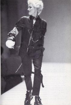 1976 - Vivienne Westwood seditionaries outfit