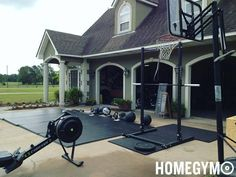 Submit your home gym pics to see it on our wall.  And follow for daily best setups guides and equipments.  All at homegymo.com