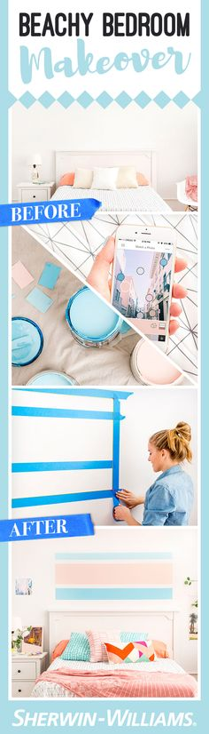 When @britandco wanted to bring the hues of her favorite San Francisco neighborhood to life in her bedroom, she turned to ColorSnap® Visualizer for iPhone. To find inspiration, she pulled up one of her favorite North Beach photos and used it to create a palette. The result was an array of dreamy pastels that perfectly captured the vibe she was going for. No longer stumped by where to start, her bedroom quickly became a sanctuary filled with colors that feel like home.