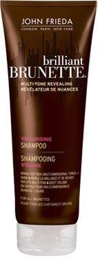 [HAIR - SHAMPOO] John Frieda -   Brilliant Brunette® - Shampooing Volume Révélateur de Nuances