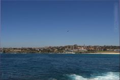 Manly Cove and Manly Beach - Sydney, New South Wales, Australia