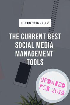 Updated: Best Social Media Management Tools Media Marketing Tips Digital Marketing Strategy, Marketing Tools, Content Marketing, Social Media Marketing, Marketing Articles, Marketing Ideas, Social Media Management Tools, Social Media Tips, Management Tips