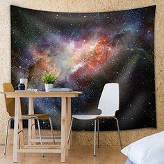 Wall26 - Colorful Galaxies - Fabric Tapestry, Home Decor ... https://www.amazon.com/dp/B01EMJ32S6/ref=cm_sw_r_pi_dp_x_U99hybR7DK24Z