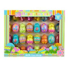 CANDY FILLED EASTER EGGS ~~ #happyeaster #easter #eastereggs ~~