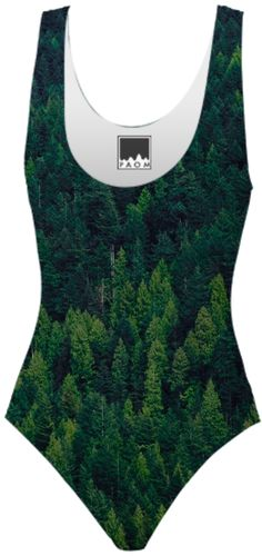WOODS Swimsuit by MEIKIE on Print All Over Me. #paomswimsuit #paomphotography