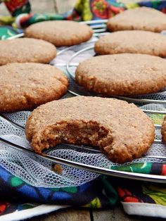 Gluten Free Sweets, Paleo Sweets, Paleo Dessert, Dessert Recipes, Desserts, Cookie Recipes, Vegan Recipes, Sweet Cakes, Winter Food