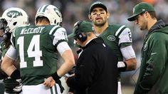 Jets sideline (December 2, 2012)