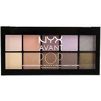 Nyx Cosmetics - Avant Pop! Nouveau Chic Shadow Palette in Nouveau Chic #ultabeauty