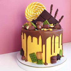 Repost @_nayacakes_ #cake #cakes #cupcake #cupcakes #cakeart #cakeporn #cakelover #cakedesign #торт #торты #тортик #тортспб #тортмосква…