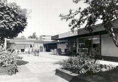 Historisch Centrum Leeuwarden - Beeldbank Leeuwarden winkelcentrum westende'97