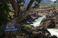 As quatro mil ilhas do rio Mekong no Laos