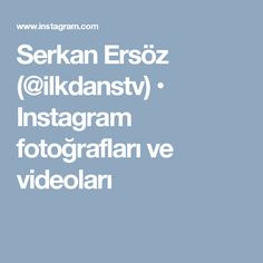 Serkan Ersöz (@ilkdanstv) • Instagram fotoğrafları ve videoları Instagram, Photo And Video, Artist, Crochet, Photos, Crocheting, Chrochet, Photographs, Knits