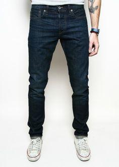 Rogue Territory SK Rough Wash Denim Selvedge Jeans