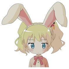 Kiniro Mosaic - Bunny Alice