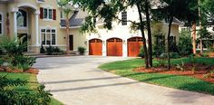 Creating the perfect first impression to your home is as easy as opening your door #BergeracPaver
