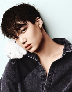 Kai for GQ Magazine (2016) edity by sooblime
