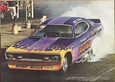 Pure Hell Funny Car