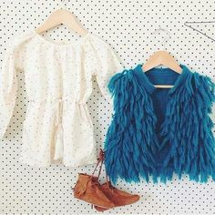 The Lace Hanger — Yarn Vest