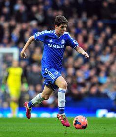 Oscar of Chelsea FC