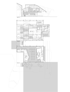 Lluçanès Restaurant (Michelin Star) / Josep Ferrando Bramona #plan