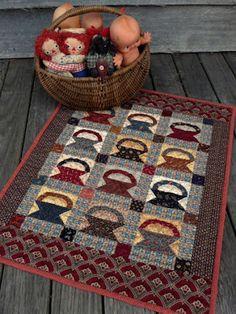 love basket quilts