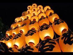 [HD]秋田竿燈まつり Akita Kanto Lantern Festival 東北の夏祭り