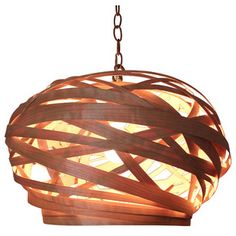 Transitional Pendant Lighting by Bodner Chandeliers Surely this can be made for less than the list of 2K??