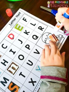 During the first few months of Kindergarten we eat, breathe, and I'm pretty sure dream about letters! If you're a Kindergarten teacher, you...