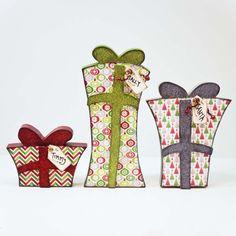 christmas present trio '13.