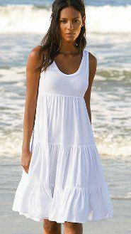 Beach wear!