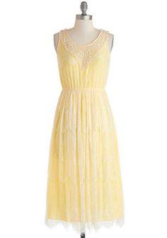 Centennial Soiree Dress, #ModCloth