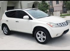 Nissan Murano SL '03 For Sale in Texas — $7983