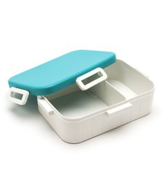 Blue 7.5'' Lunch Box Container | Daily deals for moms, babies and kids