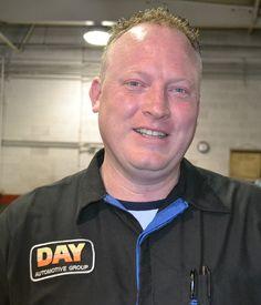 Steve Sehoski, Service Technician