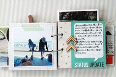 S-photo time: Gossamer Blue December kit Vol.2