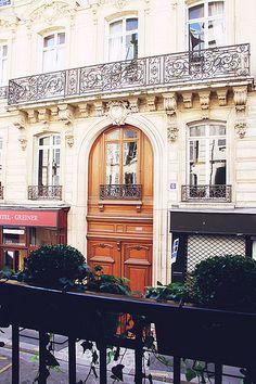 Rue de Beaune, Paris, via Flickr