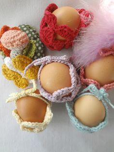 Easter Gift Basket Pattern