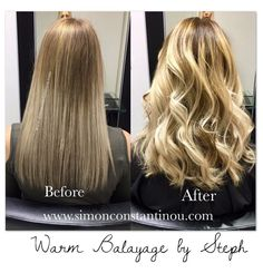This client wanted to correct a colour she'd had elsewhere. Steph blended warmer tones into the hair using a Balayage technique & added a darker root to give the hair depth. Such a beautiful result Book your complementary colour consultation with Steph or one of our other talented colourists call 02920461191 O.Constantinous & Sons. 99 Crwys Rd Cardiff. CF24 4NF. @goldwelluk #iamgoldwell #simonconstantinou #behindthechair #modernsalon #balayage #balayageombre #ombrehair #rootfade #rootstretch…