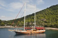 Yacht gulet charter turkey and blue cruise holidays in Greek Islands - The Moonlight