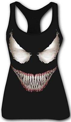 d30a9c894a3e61 25+ VENOM MERCHANDISE   GIFT IDEAS FOR FANS   FOLLOWERS. Venom CostumeHappy  Halloween. Venom Tank Top