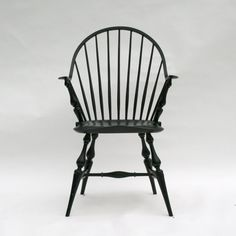 New York Continuous Arm Windsor Chair  By Caleb by kapeldesigns, $1,450.00