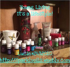 Life Style! Young Living. Better Health.