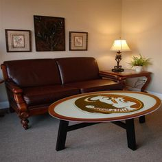 Fan Creations Florida State University Coffee Table - C0518-Florida State
