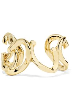 Louise Gold-plated Earrings - one size PAOLA VILAS 8h3Ww5nu