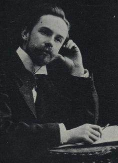 Alexander Scriabin.