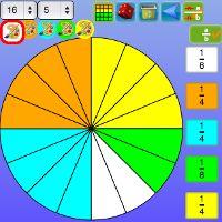 Visnos - en interaktiv værktøjskasse med 15 nyttige, visuelle redskaber - et hit for alle matematiklærere!