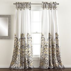 champagne gold net sheer curtain voile panels, lace curtains