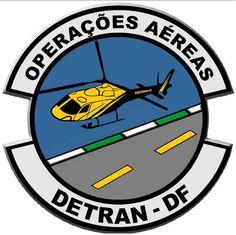 Departamento de Trânsito do Distrito Federal - UOPA – Unidade de Operação Aérea (Brasil). http://www.pilotopolicial.com.br/unidades/