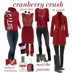 - cranberry inspired!
