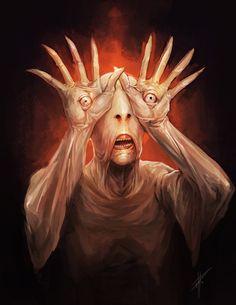 The Pale Man - Pan's Labrynth -eko999.deviantart.com